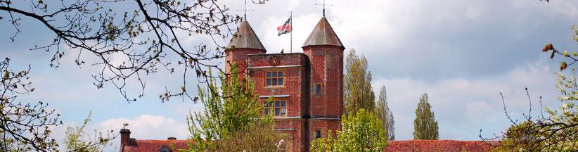 Sissinghurst-Castle