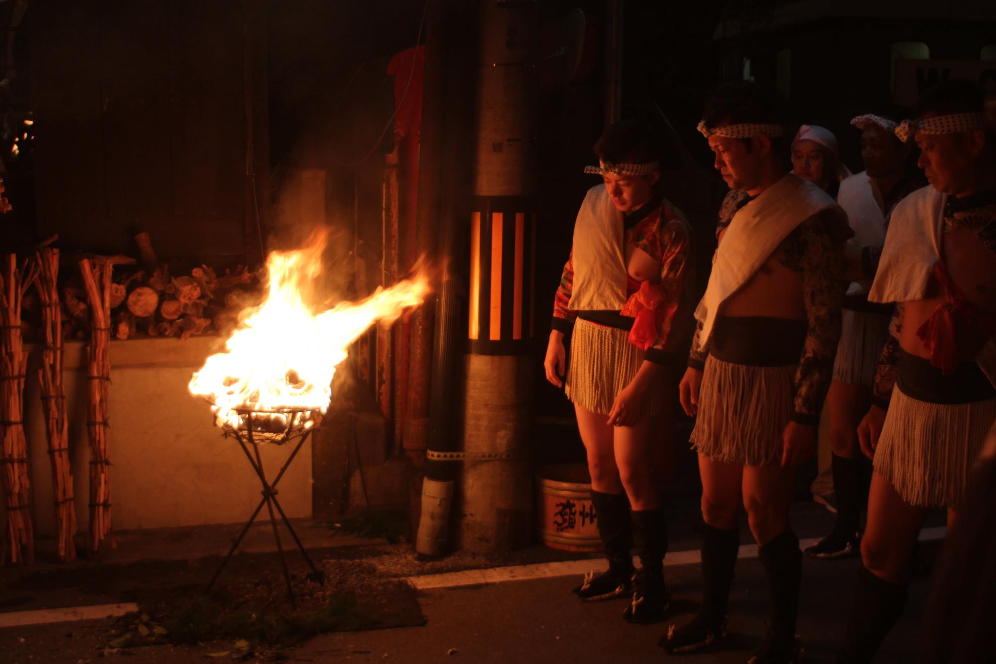 Kurama Fire Festival-min